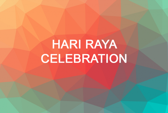 Hari Raya Celebration