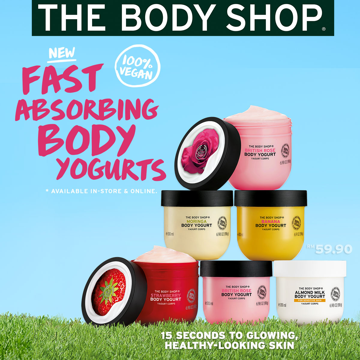 The Body Shop April – May Promotion