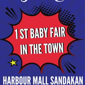Anakku First Baby Fair In Town!