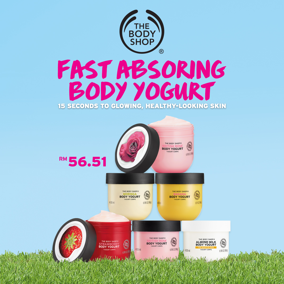 The Body Shop October Promotion