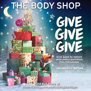The Body Shop Festive Season Highlights