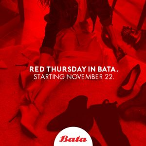 BATA Red Thursday