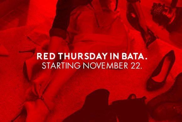 BATA Red Thursday