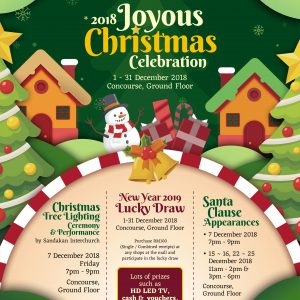 Joyous Christmas Celebration