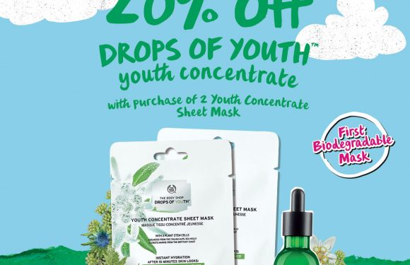 The Body Shop January Promotion Highlights