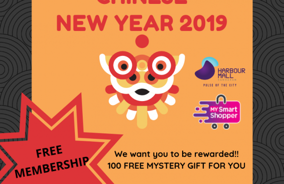 MyKad Smart Shopper Chinese New Year Giveaway