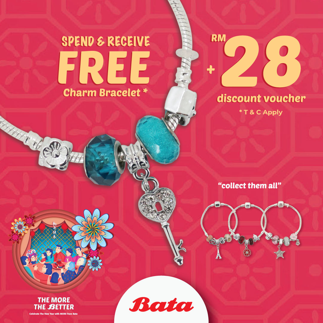 Usher the New Year in Style with Bata!