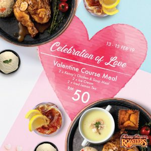 KRR's Celebration Of Love Promotion