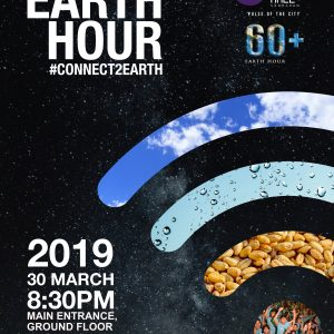 "Earth Hour ""#Connect2Earth"" Celebration"
