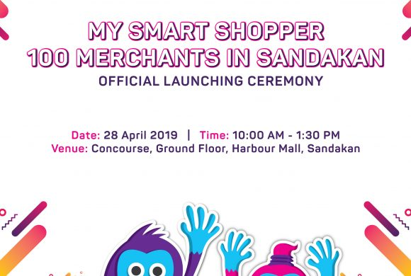 MY Smart Shopper 100 Merchants in Sandakan Celebration