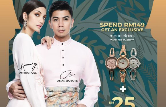 Bond In Style This Raya With BATA