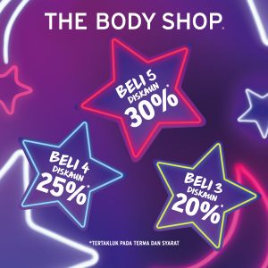 The Body Shop Ramadan Highlights