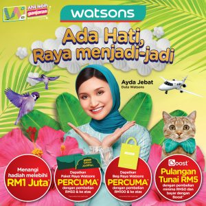 Watsons Ramadan Promotion