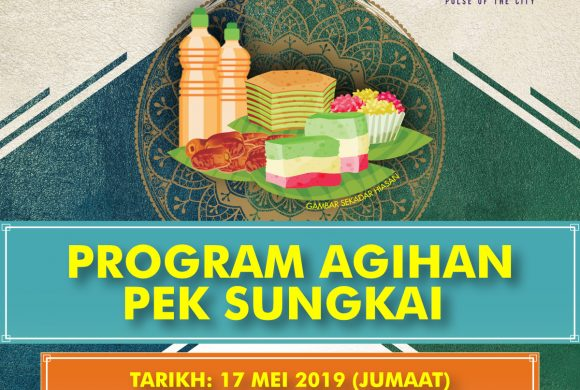 Program Agihan Pek Sungkai