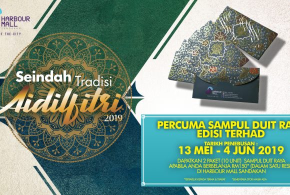 Raya Packet Redemption (13 May – 4 June 2019)