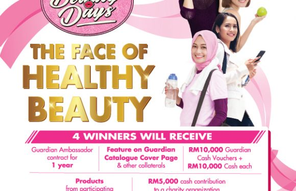 Guardian The FACE of Healthy Beauty
