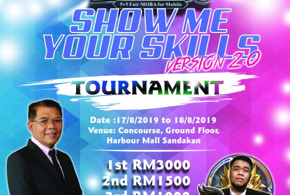 "Show Me Your Skills Version 2.0 ""Mobile Legends Bang Bang"" Tournament"