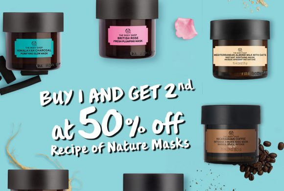 The Body Shop August / September Highlight