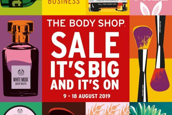 The Body Shop BIG SALE