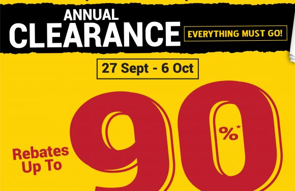 POPULAR Annual Clearance Sale
