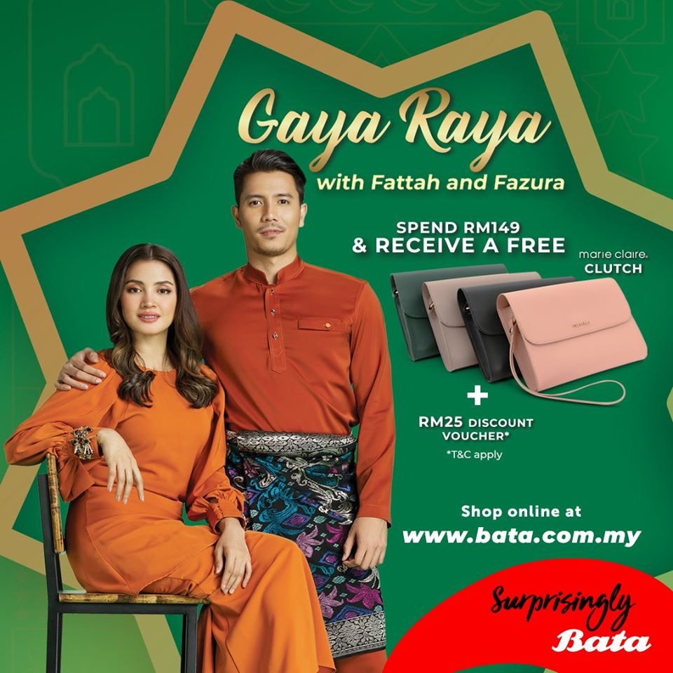 Gaya raya with BATA