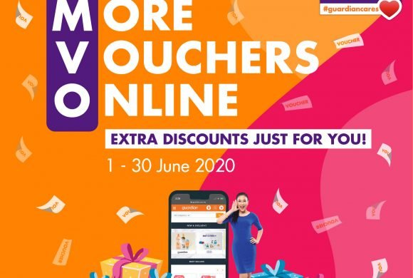 More Voucher Online by Guardian Malaysia