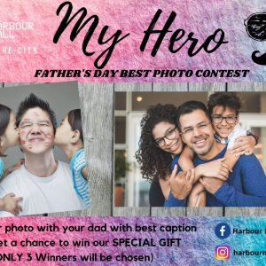 """My Hero"" Father's Day 2020 Best Photos Contest"