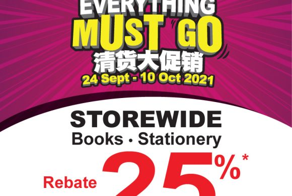 *POPULAR's Everything Must Go!