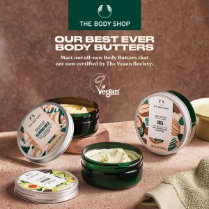 The Body Shop – Body Butter