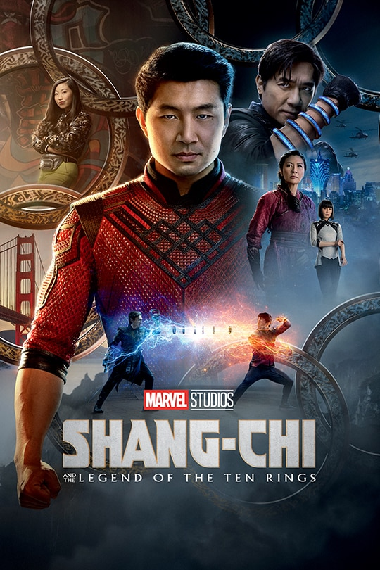 NOW SHOWING' Shang-Chi and The Legend of The Ten Rings